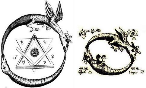 Как создать змею в алхимии