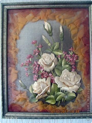Картины из соломки своими руками картины