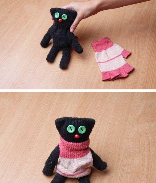 Игрушка для кота сделать своими руками