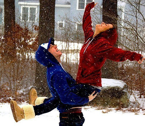 2 дурня в снегу  википедия
