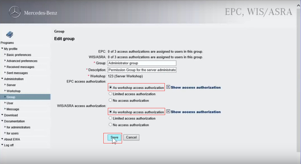 How to install WIS EPC 2015 10 for SD Connect C4 - foxwell