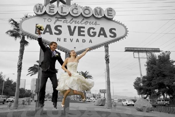 Свадьба в Лас-Вегасе: инструкция по применению 39