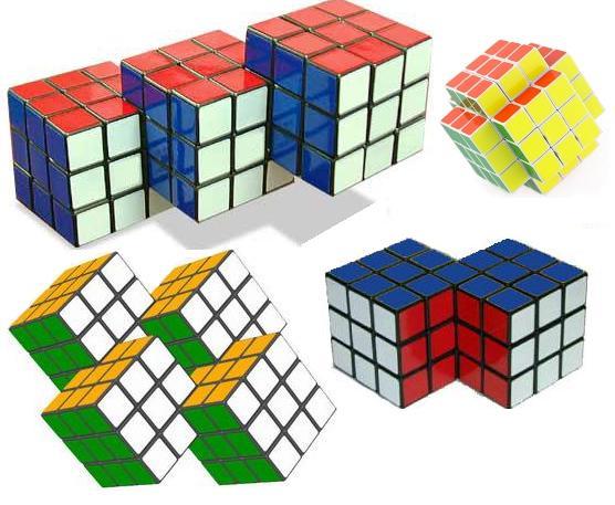 Видео как сделать кубик рубик