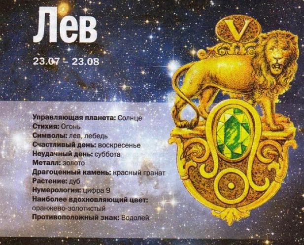 Любовный гороскоп для женщины льва   июль 2018