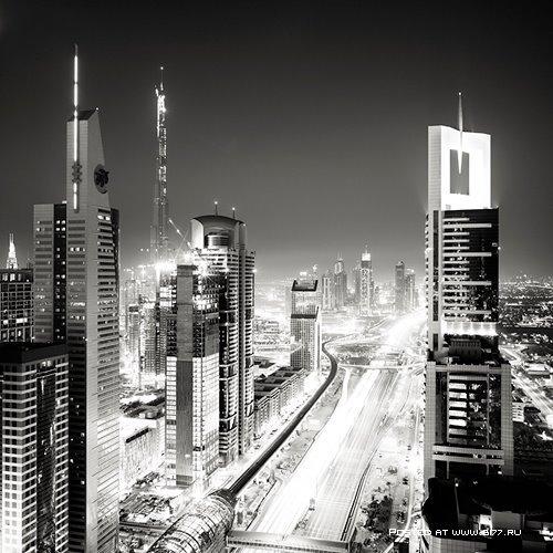 Черно Белые Фотографии Городов И Улиц